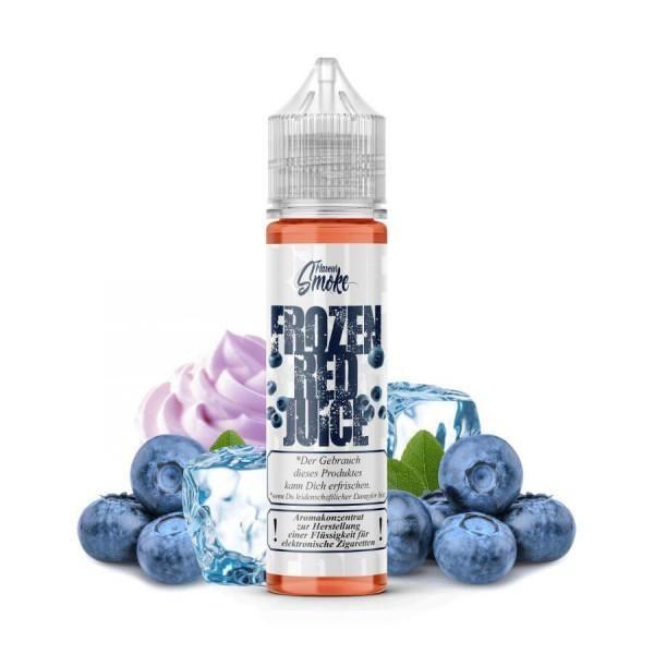 Frozen Red Juice Aroma Flavour Smoke