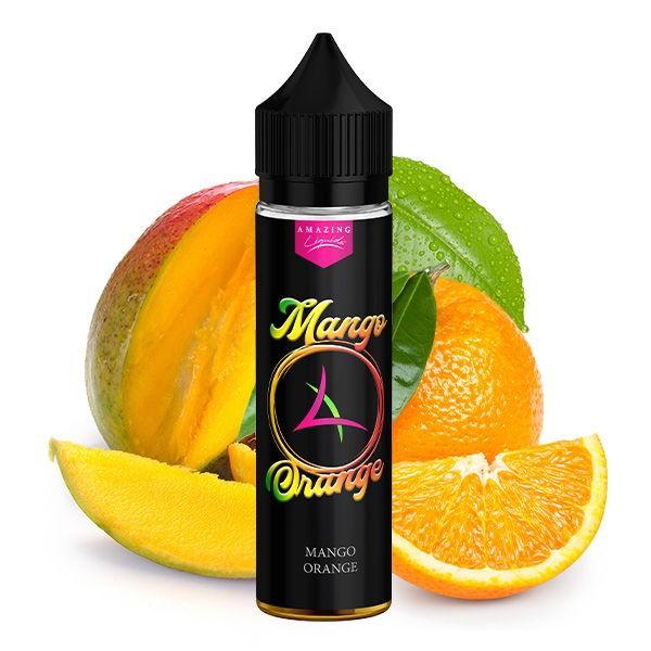 Mango Orange Amazing Liquids Aroma