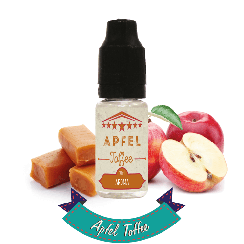Apfel Toffee Aroma CIRKUS Authentic