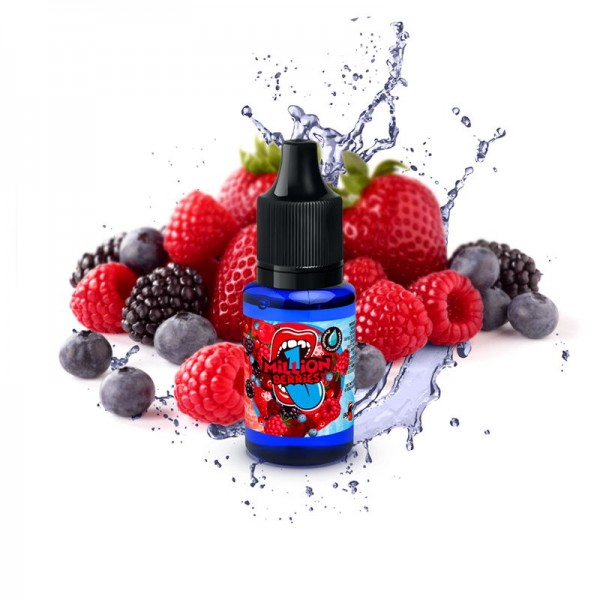 One Million Berries 30 ml Aroma Classic Big Mouth