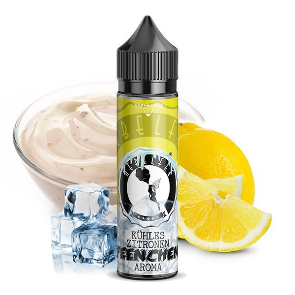 Kühles Gelbes Zitronen Feenchen Aroma Nebelfee