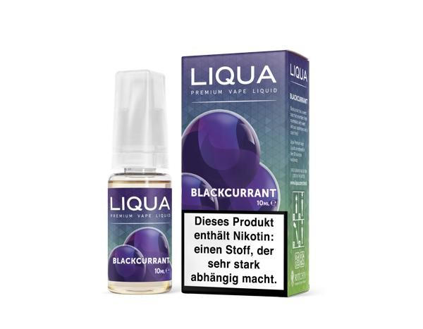 Blackcurrent Liquid LIQUA