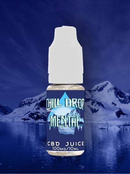 Mint CBD Liquid Chill Drop