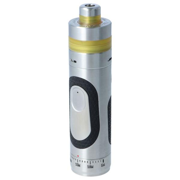 Aspire SteelTech Pod Kit Silber E-Zigarette