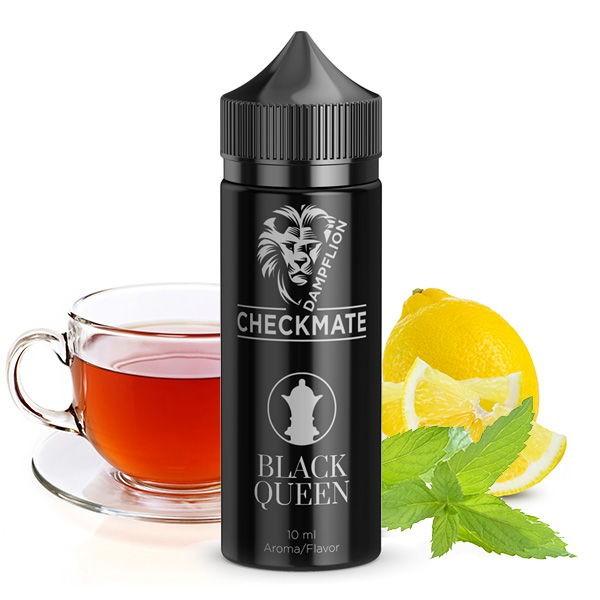 Dampflion Black Queen Aroma Checkmate