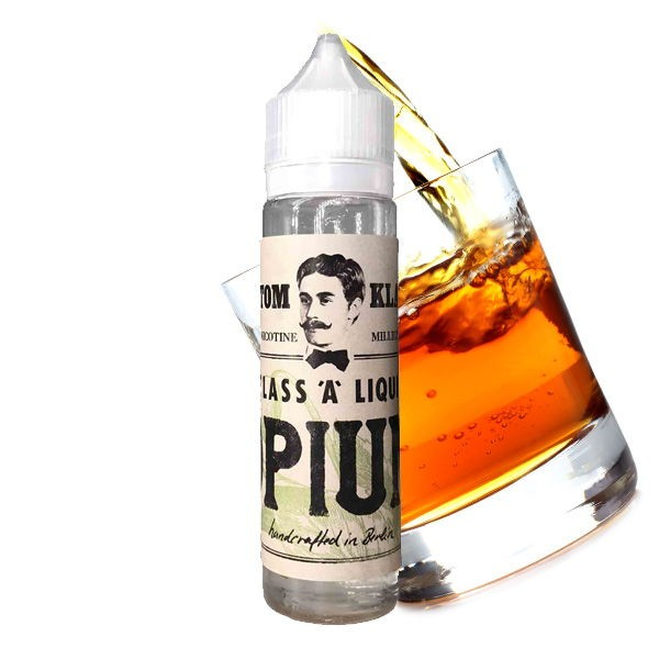 Tom Klark´s Opium Shake & Vape Liquid
