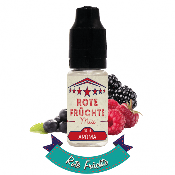 Rote Früchte Aroma Cirkus Authentic