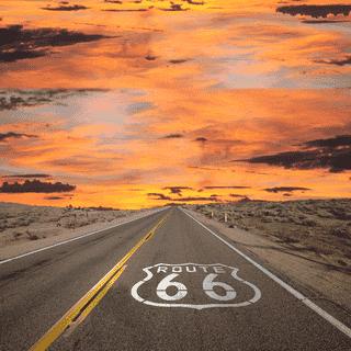 Route 66 Aroma Dark Burner