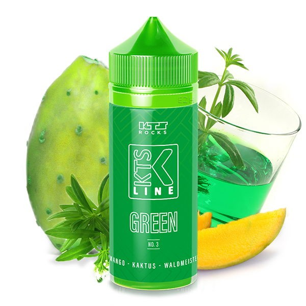 Green No. 3 Aroma KTS Line
