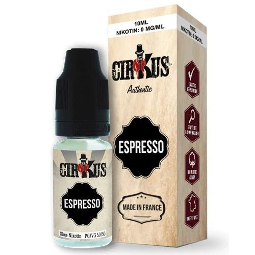 Espresso Liquid Authentic CirKus