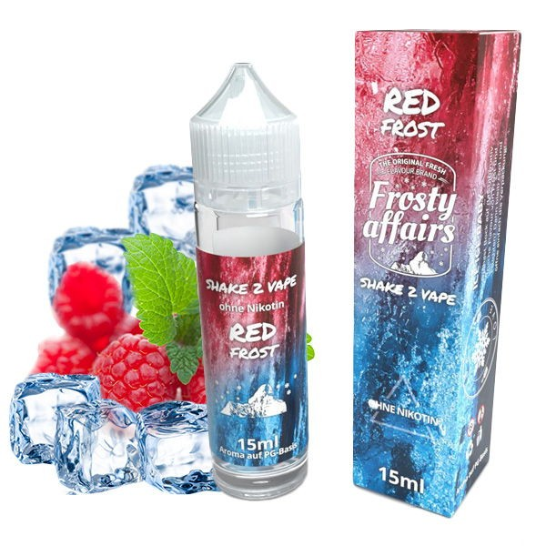 Frosty Affairs Red Frost Aroma