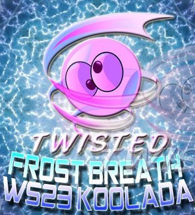Frost Breath ES23 Koolada Aroma-Zusatz Twisted