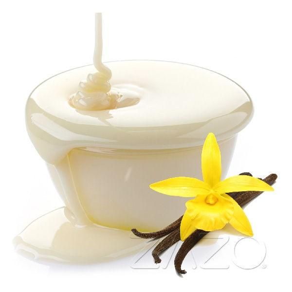 Vanilla Custard Liquid Zazo