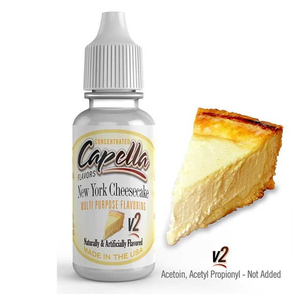 Capella New York Cheesecake V2 Aroma