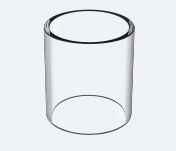 Brunhilde MTL RTA Ersatzglas Vapefly