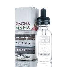 Strawberry Guava Jackfruit Liquid Pacha Mama