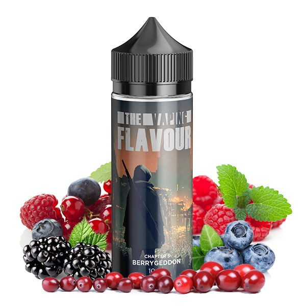 Ch.5 Berrygeddon The Vaping Flavour Aroma