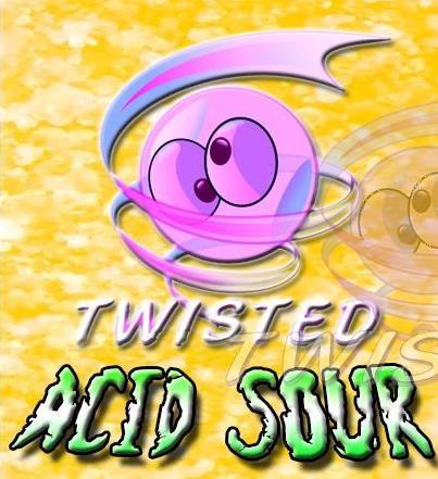 Acid Sour Aroma-Zusatz Twisted MHD Ware