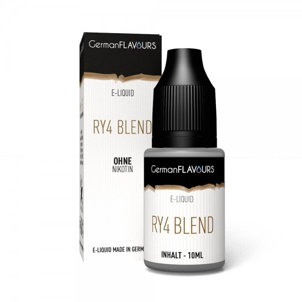 RY4 Blend Liquid GermanFlavours