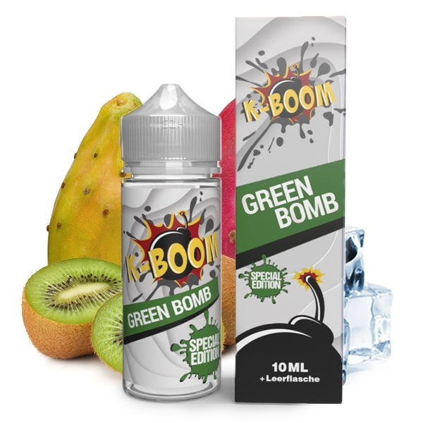 Green Bomb 2020 Aroma K-Boom Special Edition