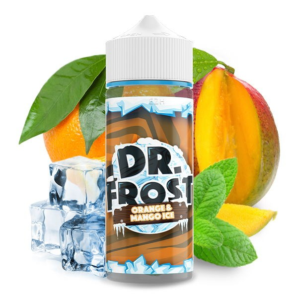 Orange Mango Ice Liquid Dr. Frost 100 ml