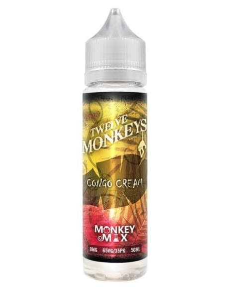 Congo Cream Liquid Twelve Monkeys