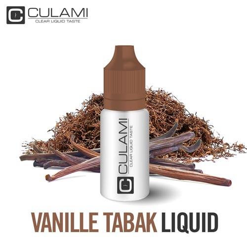 Liquid Culami Vanille Tabak