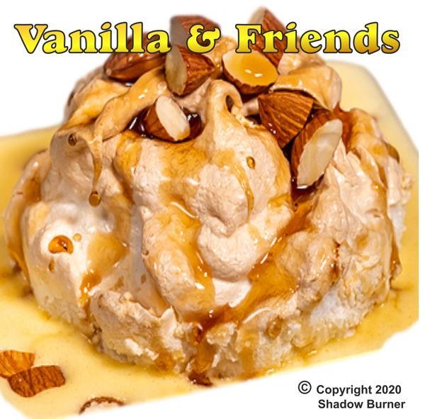Vanilla & Friends Aroma Shadow Burner