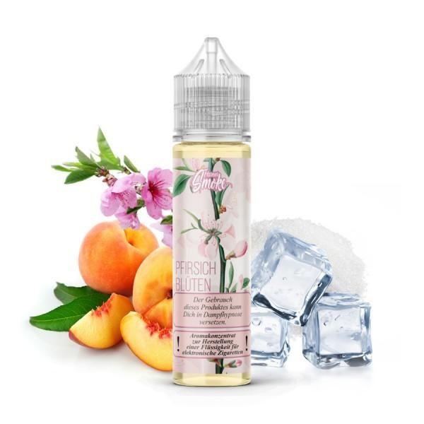 Pfirsichblüten Aroma Flavour Smoke