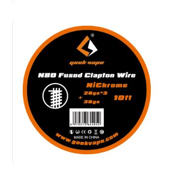 Geekvape N80 Fused Clapton Wire NiCr Wickeldraht