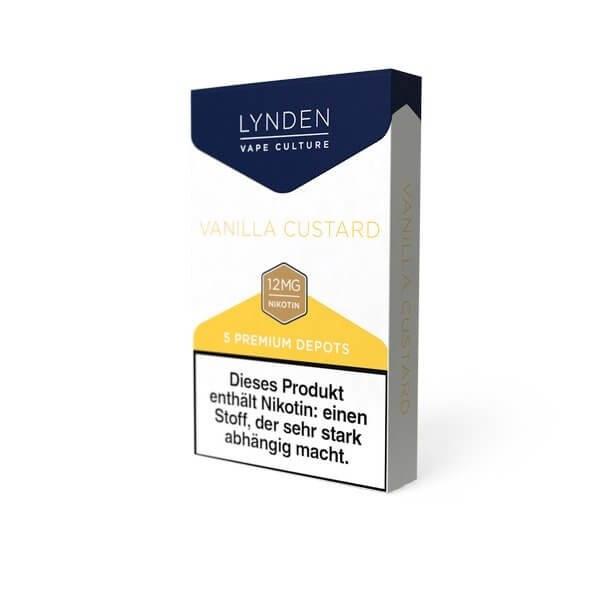 Vanilla Custard Depots LYNDEN