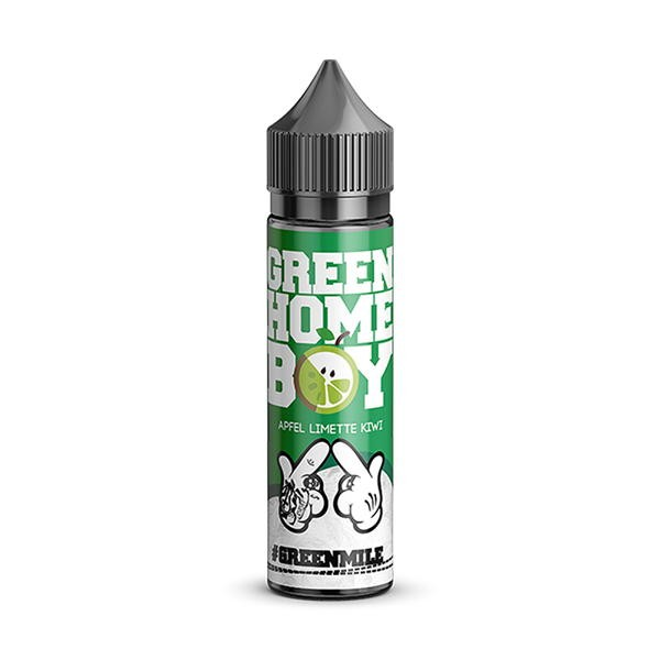 Green Homeboy Aroma #ganggang 20 ml