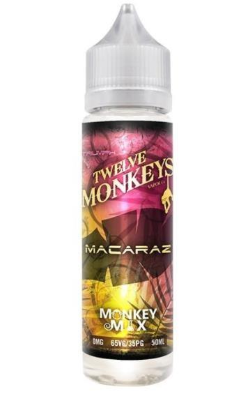 Macaraz Liquid Twelve Monkeys