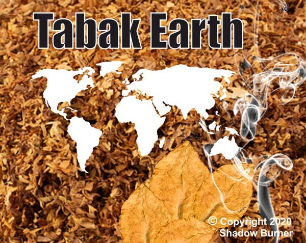 Tabak Earth Aroma Shadow Burner