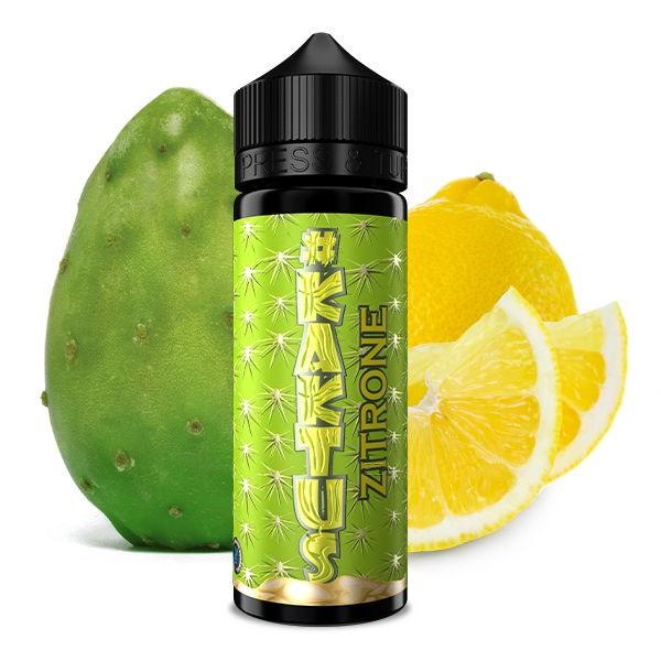 Zitrone #Kaktus Aroma Vo Van