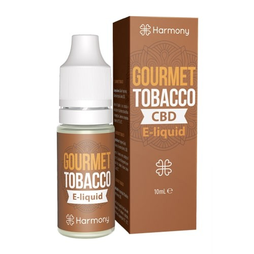 Gourmet Tobacco CBD Liquid Harmony