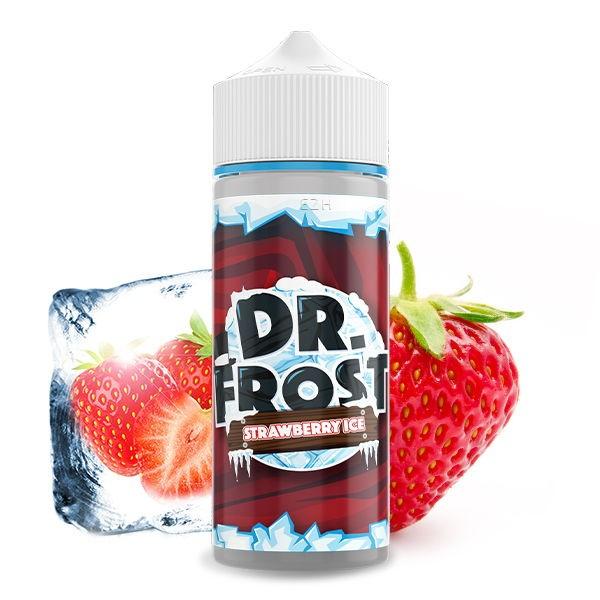Strawberry Ice Liquid Dr. Frost 100 ml