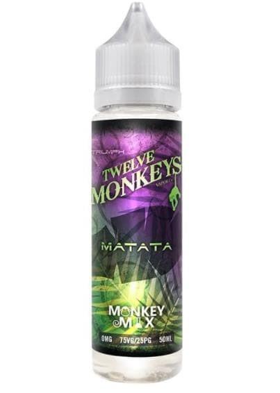 Matata Liquid Twelve Monkeys