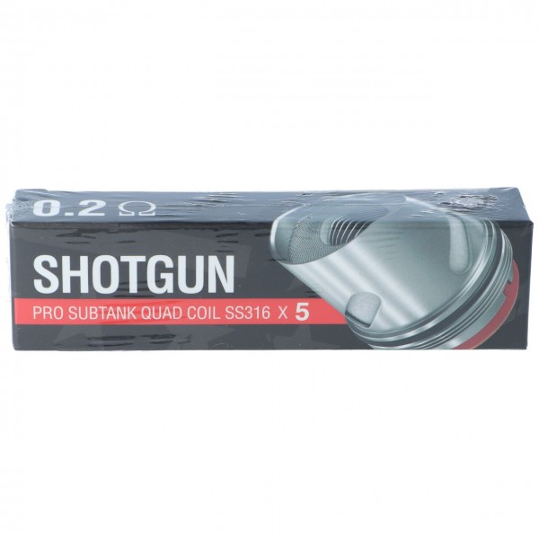 VGOD Shotgun Coil Verdampferkopf 0,2 Ohm