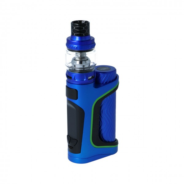 Eleaf iStick Pico S Starterkit Blau Display