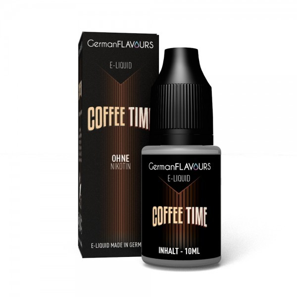 Coffee Time Liquid GermanFlavours