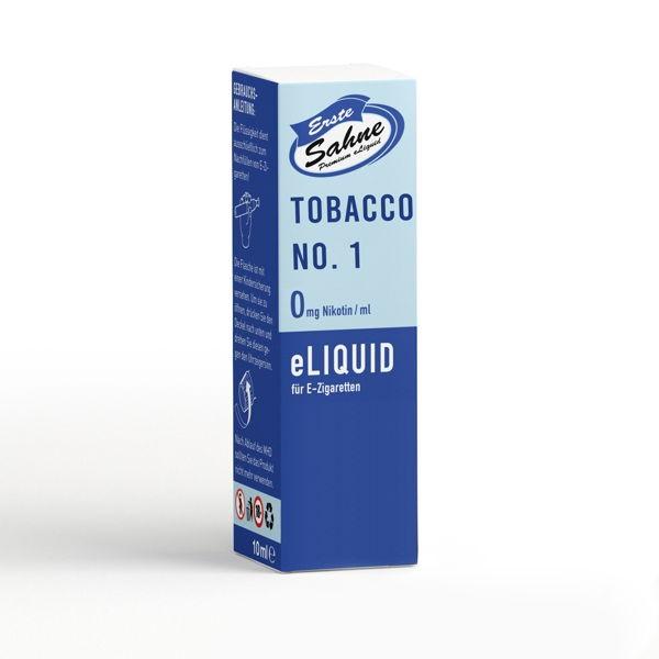Tabak No. 1 Liquid Erste Sahne