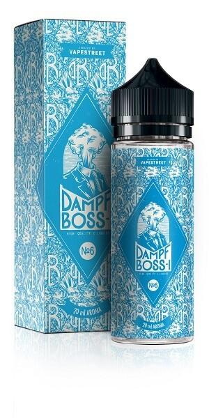 Dampf Boss-I No.6 Aroma Vapestreet