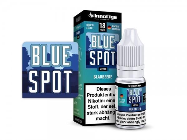 Blue Spot - Blaubeere Liquid Innocigs