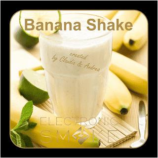 Banana Shake Aroma Dark Burner