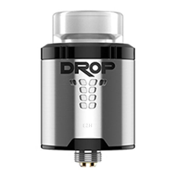 Digiflavor Drop 24 RDA Tröpfelverdampfer Silber