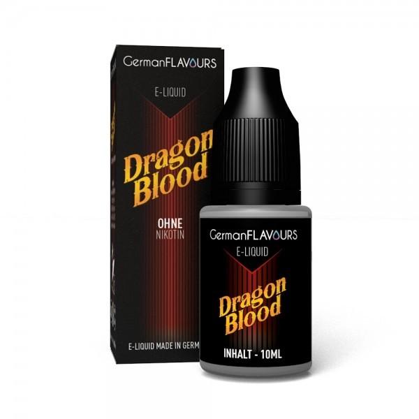Dragon Blood Liquid German Flavours