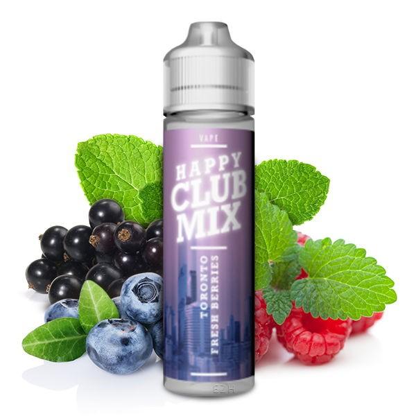 Happy Club Mix Toronto Fresh Berries Aroma