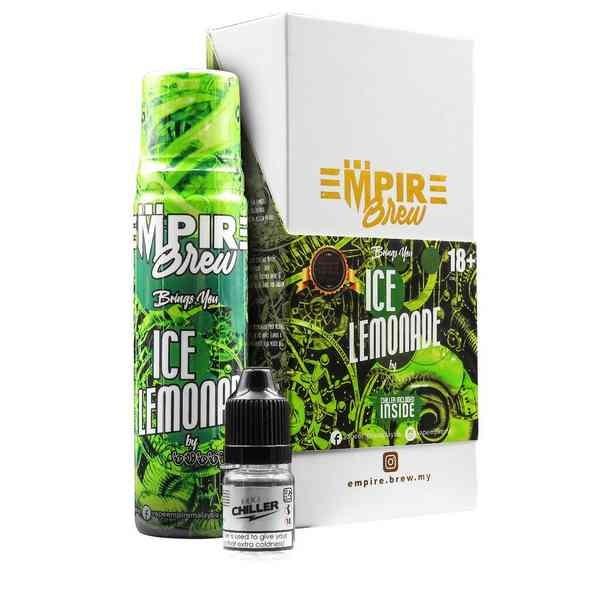 Ice Lemonade Liquid Empire Brew