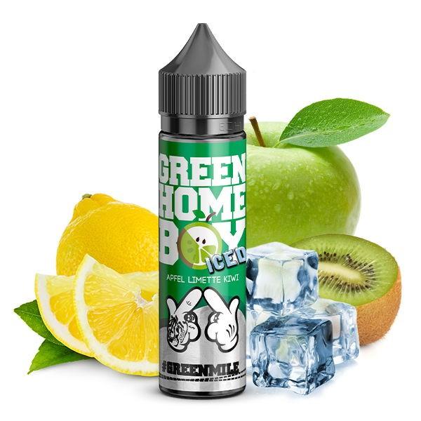 Green Homeboy Ice #ganggang Aroma